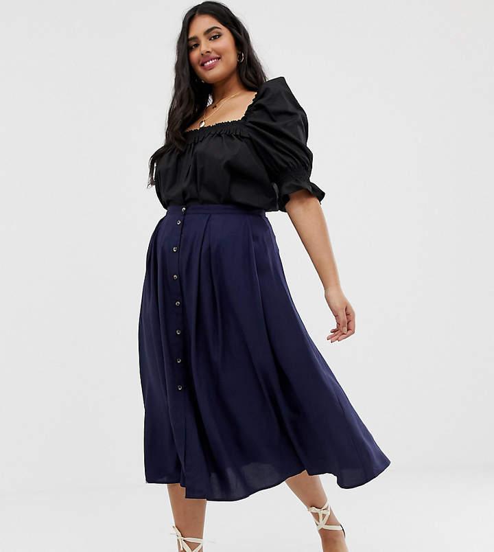 d13a4eaed50 Asos Plus Size Skirts - ShopStyle