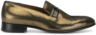 Malone Souliers Miles low heel loafers