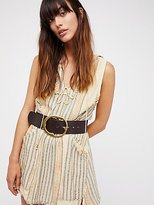 Free People All Right Now Mini Dress