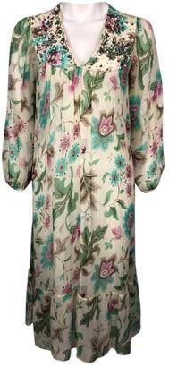 Stella Forest Silk Dress for Women