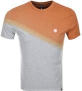 Pretty Green Swinstead T Shirt Orange