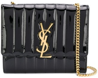Saint Laurent Vicky chain wallet