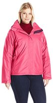 Columbia Women's Gotcha Groovin Jacket Plus Size