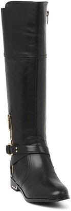 Nine West Linore Tall Riding Boot - Wide Calf