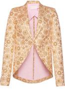 Antonio Berardi Floral Embroidered Jacket