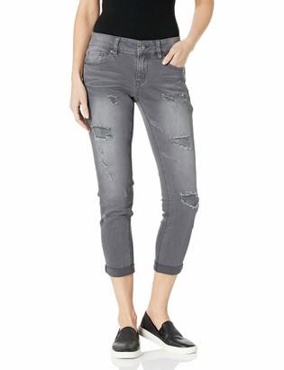 UNIONBAY Junior's Vintage Margot Ankle Jean