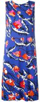 Emilio Pucci floral print dress - women - Silk/Viscose - 40