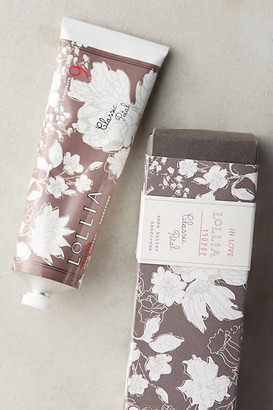Lollia Hand Cream By in Grey Size ALL