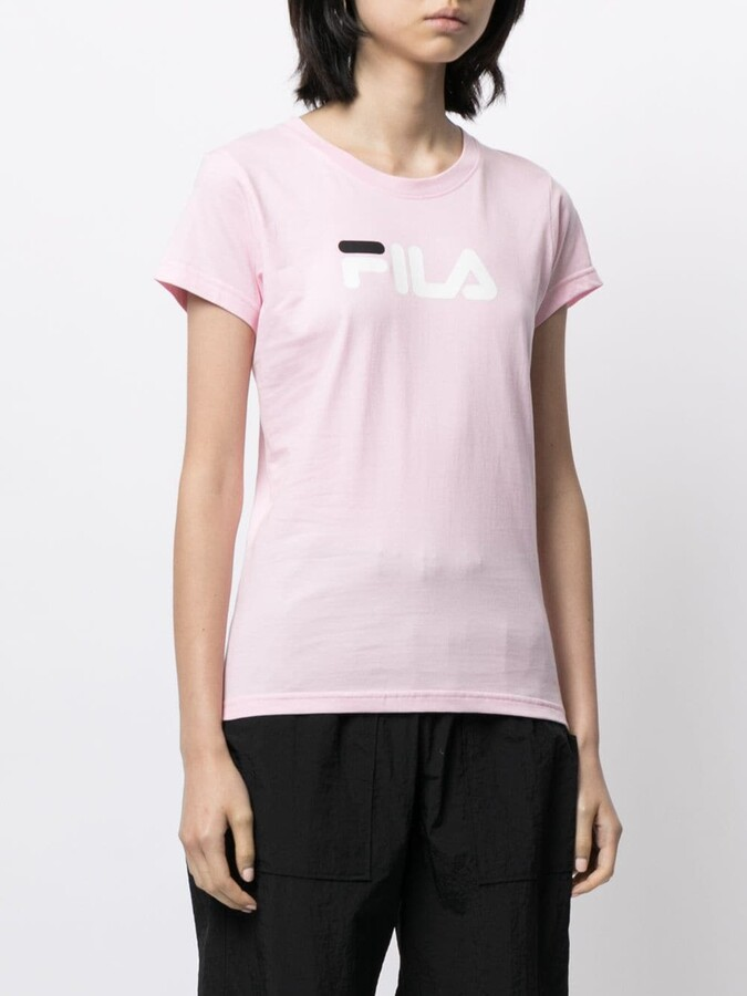 Thumbnail for your product : Fila Cecily logo-printed T-shirt