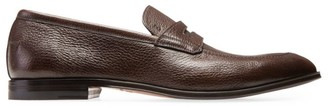 Bally Webb Grained Leather Penny Loafers