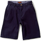 7 For All Mankind Big Boys 8-20 Pocketed Twill Shorts