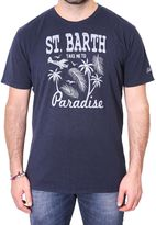 MC2 Saint Barth T-shirt Con Stampa