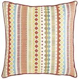 Pier 1 Imports Rambagh Woven Striped Pillow