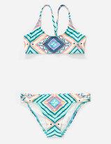 Roxy Hippie College Girls Bikini Set