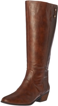 Dr. Scholl's Shoes Women's Brilliance Wide Calf Riding Boot