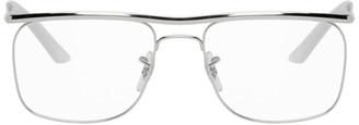 Ray-Ban Silver Olympian IX Glasses