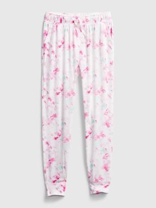 Gap Kids Tie-Dye Softspun Pull-On Pants