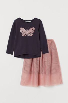 H&M 2-Piece Set
