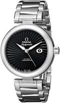 Omega 42530342001001 Women's Wrist Watches, Dial, Silver Band