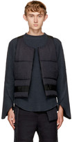 Cottweiler Navy Layered Life Jacket Vest