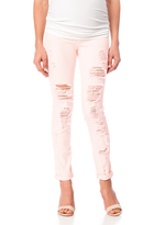 A Pea in the Pod 5 Pocket Skinny Leg Maternity Jeans