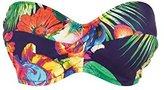 Fantasie Swimsuit Bandeau Cayman Multicolor - Color - MULTICOLOUR, Size - 95D