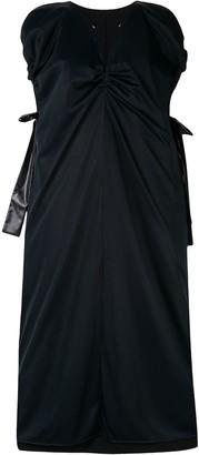 Maison Margiela Bow Detail Shift Dress