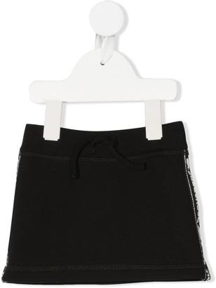 DSQUARED2 Logo-Tape Skirt