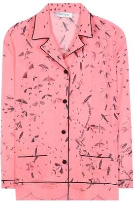 Valentino Silk shirt