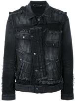 Miharayasuhiro misplaced denim jacket