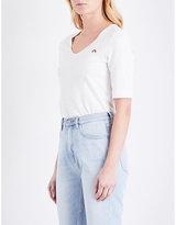 MiH Jeans Portobello cotton-jersey T-shirt
