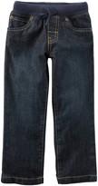 Carter's Boys 4-8 Pull On Denim Pants