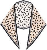 Haider Ackermann leopard print scarf - women - Silk - One Size