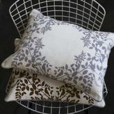 Pillow Hedgerow Pewter