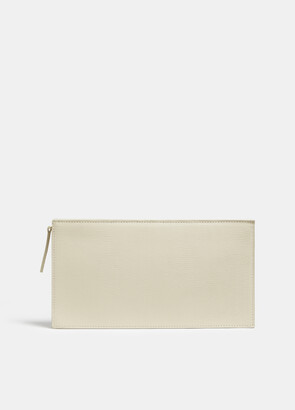 Vince Exclusive / Textured Carmel Clutch