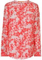 BOSS ORANGE Eflo Floral Shirt