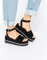 Asos TIERNEY Wedge Sandals