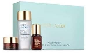 Estee Lauder Repair + Renew Wake Up To More Youthful, RadiantLooking Skin - $60.00 Value
