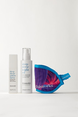 This Works Dream To Sleep Set - Colorless