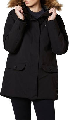 Helly Hansen Svalbard Women's Parka Jacket, Black