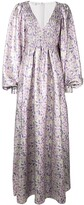 Stella McCartney floral print evening dress