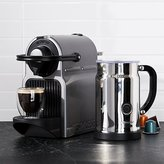 Crate & Barrel Nespresso ® Inissia Titan Bundle