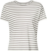 Vince striped T-shirt - women - Cotton - M