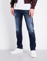 Diesel Krooley-ne relaxed-fit tapered jogg jeans