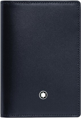 Montblanc Meisterstuck Leather Business Card Holder