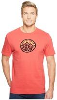 Life is Good Mountains Speak Crusher Tee Men's T Shirt