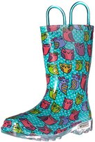 Western Chief Owl Woods Light up Rain Boot