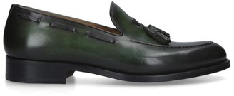 Magnanni Burnished Tassel Loafers