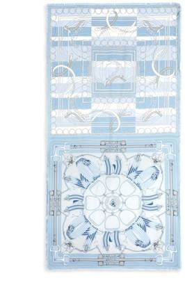 Rani Arabella Multi-Panel Silk Scarf