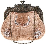 Bywen Womens Vintage Beaded Purse Party Clutch Shoulder Bags
